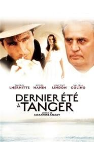 Dernier été à Tanger 1987
