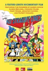 No Straight Lines: The Rise of Queer Comics (2021)