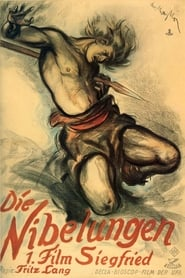 DVD cover image for Die Nibelungen