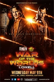 ROH/NJPW War of the Worlds Tour – Lowell, MA