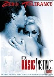 Official Basic Instinct Parody Poster