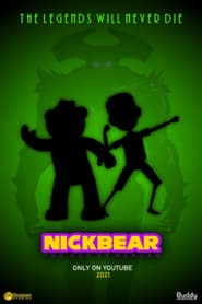 Poster Nickbear: The God of Heroes 2021