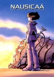 Nausicaä of the Valley of the Wind 1984 Poster
