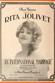 An International Marriage 1916