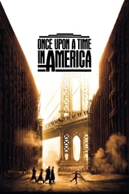 Poster Once Upon a Time in America 1984