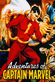 Adventures of Captain Marvel - Season 1 poster