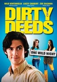 Dirty Deeds (2005) online ελληνικοί υπότιτλοι