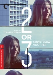 DVD cover image for 2 ou 3 choses que je sais d'elle
