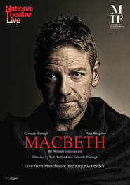Kenneth Branagh Poster National Theatre Live: Macbeth