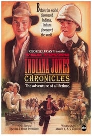 Poster The Young Indiana Jones Chronicles 1996