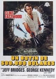 Ver Un botín de 500.000 dólares Online HD Español y Latino (1974)