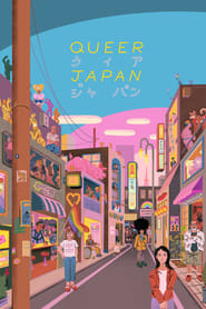 Poster for Queer Japan