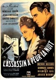Poster L'assassin a peur la nuit 1942