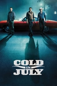 Poster for Cold in July
