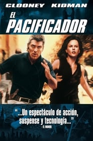 Michael Boatman Poster El pacificador