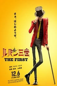 Poster Lupin the Third: THE FIRST 2019