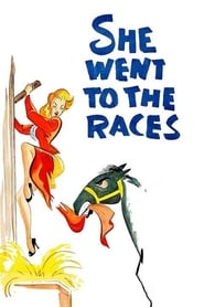 Poster She Went to the Races 1945