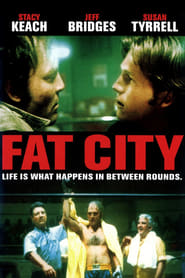 Stacy Keach Poster Fat City
