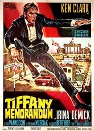 Poster Tiffany Memorandum 1967