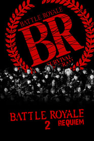 Poster Battle Royale II: Requiem 2003