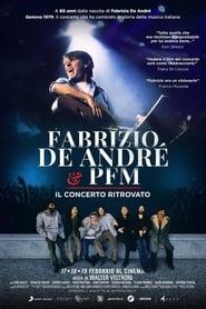 Fabrizio De André & PFM – Il concerto ritrovato (2020)