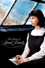 Poster The Diary of Anne Frank 1959