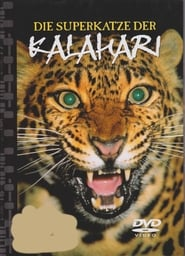 Natural Killers Predators Close Up: Kalahari Supercat