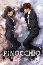Poster Pinocchio 2015