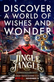 Jingle Jangle: A Christmas Journey 2020 NF Movie WebRip Dual Audio Hindi Eng 400mb 480p 1.3GB 720p 4GB 5GB 1080p