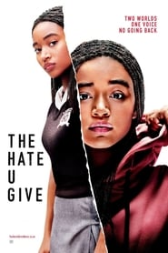 The Hate U Give (2018) 720p HC WEBRip 950MB Ganool