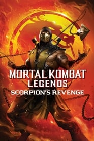 Mortal Kombat Legends: La venganza de Scorpion (2020)