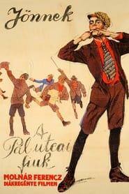 A Pál-utcai fiúk 1917