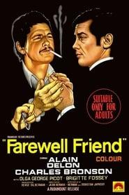 Poster Farewell, Friend 1968