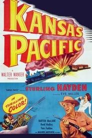 Ver Kansas Pacific Online HD Español y Latino (1953)