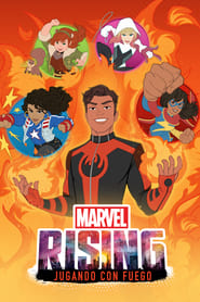 Imagen Marvel Rising: Playing with Fire