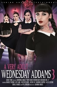 A Very Adult Wednesday Addams 3 (2019)