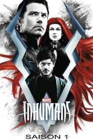 Marvel's Inhumans streaming