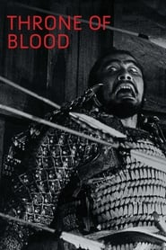 Poster Throne of Blood 1957