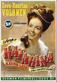 Katarina kaunis leski 1950