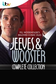 Poster Jeeves and Wooster 1993