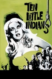 Poster Ten Little Indians 1965