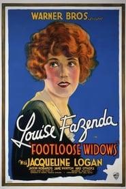 Footloose Widows (1926)