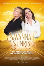 Savannah Sunrise plakat