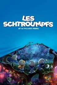 Smurfs: The Lost Village movie poster