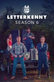 Letterkenny - Season 6 (2018) poster
