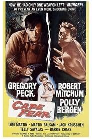 Poster Cape Fear 1962