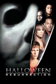 Poster Halloween: Resurrection