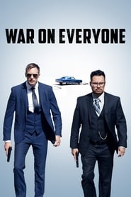Poster for War on Everyone
