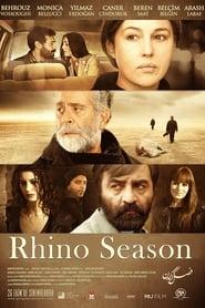 Poster for Rhino Season