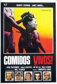 ¡Comidos vivos! (1980) | Mangiati vivi!